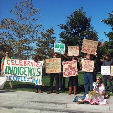 Indigenous Peoples Day MA
